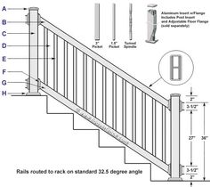 Standard Deck Railing Height Decks Residential Building Permits
