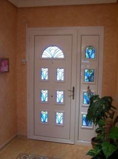 Resultado de imagen para puertas de entrada principal for Puertas de aluminio modernas