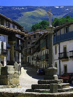 Candelario. Countries Around The World, Around The Worlds, Spanish Towns, Spain And Portugal, Places Of Interest, Andalusia, Adventure Is Out There, Spain Travel, Travel Around