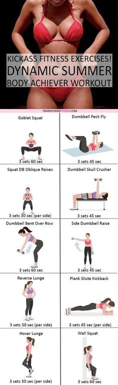 Repin and share if this gave you rapid, summer ready results! Read the post for all the workout information!
