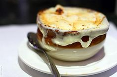 French Onion Soup | Diabetic Recipes