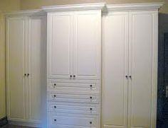 UK built in closets