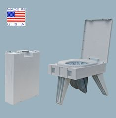 GO anywhere portable toilet®/the PETT® | Cleanwaste Products