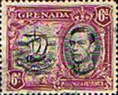 Grenada 1938 King George VI SG 159 Fine Mint Scott 138 Other Grenada Stamps HERE