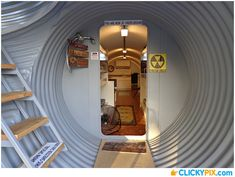 Doomsday Preppers Bunkers and Stuff Camping Survival, Outdoor Survival, Survival Prepping, Survival Skills, Survival Hacks, Survival Stuff, Emergency Preparedness, Survival Gear, Emergency Food