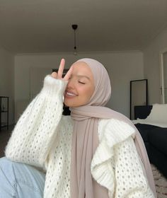 Modest Fashion Hijab, Street Hijab Fashion, Modern Hijab Fashion, Muslim Fashion, Modesty Fashion, Hijabi Girl, Girl Hijab, Hijab Outfit, Hijab Dress