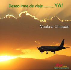 Vuela a Chiapas