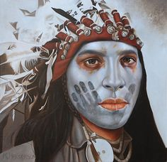 """""""Heart Of A Nation"""" ~ by K Henderson"""