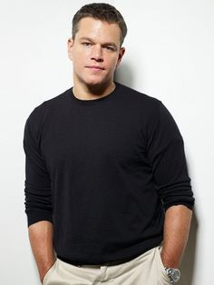 Matt Damon-Woo hoo! haha. I believe that time has been mighty kind to Matt. I think he just gets better with age. He looks like he'd be such a sweetheart!
