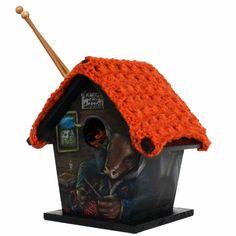 #Knit #Birdhouse by Steven Suiter