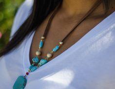 The Native Necklace. pepperandgrey.com #pepperandgrey