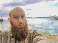 #trasimenolake  #bear #beard #gingerbeard #ginger #gingergay #gay #gayboy #gayguy #gaybear #fashionblogger  #follow #cute #love #instadaily #instagood #bestoftheday #beautiful #100likes #follow4follow #selfie #italy #like #perugia #italianbear #xlbelly by ted.die