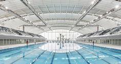 2. gmp architekten: shanghai oriental sports center now complete