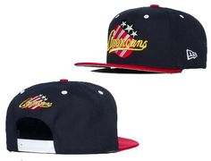 New York Americans 9Fifty Snapback Cap by NEW ERA by NHL