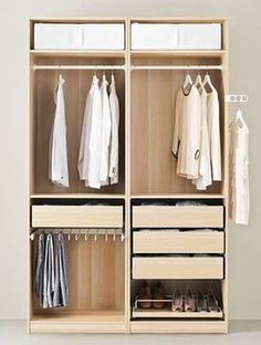 wardrobe for man