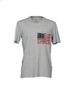 PARAJUMPERS Mens T-shirt Light grey 3XL INT