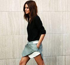 Esta temporada las faldas pareo son imprescindibles en cualquier armario de moda que se precie.