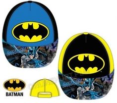 Czapka dziecięca Batman (52-54) OH-A12-00042