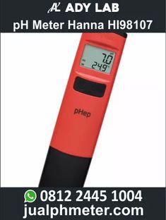 pH Meter Hanna HI98107 Ph Meter, Lab, Labs, Labradors