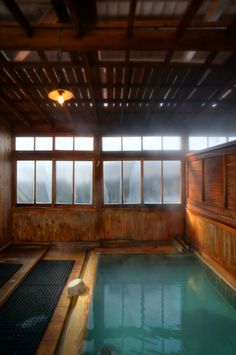 Hot Springs, Japan, Bath, Traditional, Outdoor Decor, Home, Dream Rooms, Spa Water, Bathing