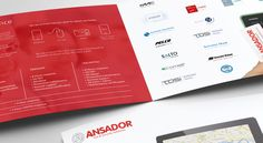 Ansador Fire & Security Solutions have provided integrated fire and security solutions since 1982. They are now firmly established as one of the leading integrators in the country. Popcorn were tasked with producing a high quality brochure to reflect this reliable and well established company.