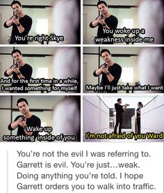 can I honestly say that ward's line kind of creeped me out just a little bit