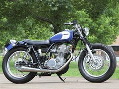 Yamaha SR400 (motor garage goods) | new and used bikes information GooBike (Gubaiku)