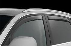http://automotiveideas.info/honda-ridgeline-wind-deflectors-sun-visors-rain-guards-exterior-trim-cover-set-2012-2013-2014/- Dual function vent and visor feature lets fresh air in. Keep rain sleet and snow out. Custom molded to fit...