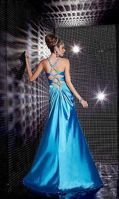 homecoming dress blue dress