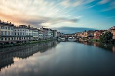 Crossing the Arno
