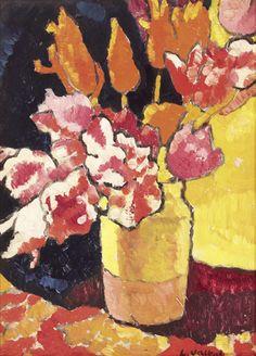 "Louis Valtat (French, 1869-1952), ""Still Life of Flowers"", c. 1930"