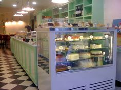 Cake bakery can be found in various locations all over Athens