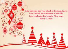 Merry Christmas SMS Messages Images