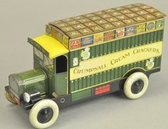 CHAD VALLEY BISCUIT TIN DELIVERY TRUCK : Lot 1174