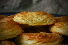 Pasteis de Chaves (made with meat), Portugal.     In 2012 celebrated 150 years and is a certified product - Produto com Indicação Geografica Protegida      900-1 066 copy by frproart, via Flickr