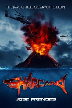 Sharcano (Sharkpocalypse #1) by Jose Prendes http://www.amazon.com/dp/B00I0K9UE4/ref=cm_sw_r_pi_dp_kG1zvb1DNY567