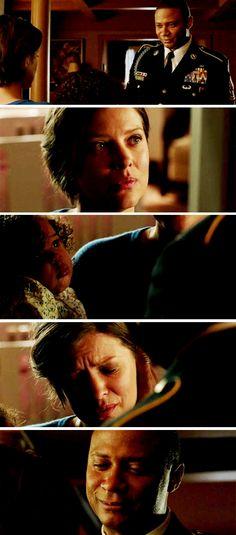 #Arrow - Diggle & Lyla #Season4Finale #4x23