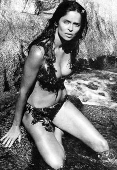 Barbara Bach, Bond girl ( The Spy Who Loved Me) and Mrs. Ringo Starr