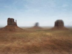 "Corinne Vionnet - French Swiss Artist-Danziger Gallery. Monument Valley-From the Series ""Photo Opportunities"". 2005-2014 14.75 x 19.7 inch pigment print - edition of 6 35 x 47 inch pigment print - edition of 6"