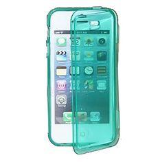 protezione tpu custodia morbida caso di iphone 5/5s (colori assortiti) – EUR € 5.51