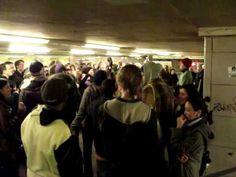 Berlin Subway Party