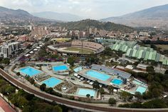 Medellin, 2010