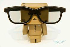 #danbo #pin #glasses #big