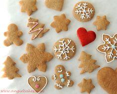 Najlepšie medovníčky (mäkké) | Angie Presne Tak, Christmas Baking, Gingerbread Cookies, Ale, Food And Drink, Desserts, Recipes, Gingerbread Cupcakes, Tailgate Desserts