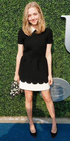 Look of the Day - September 01, 2015 - 15th Annual USTA Opening Night Gala from InStyle.com