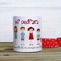 Taza para su pediatra