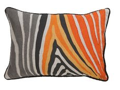 Tribal Zulu Pillow by Villa from Allegra Hicks on OpenSky