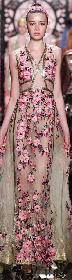 Spring 2016 Ready-to-Wear Reem Acra