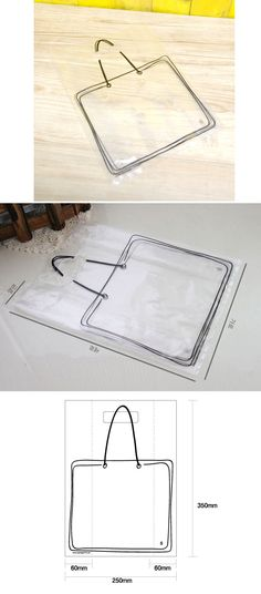 Bag Design Illust Transparent Bags 20 bags by WonderlandRoom