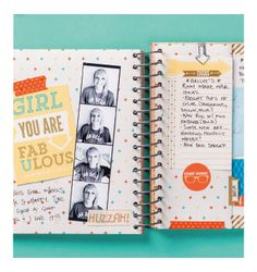 Stampin' Up! - This and That Journal